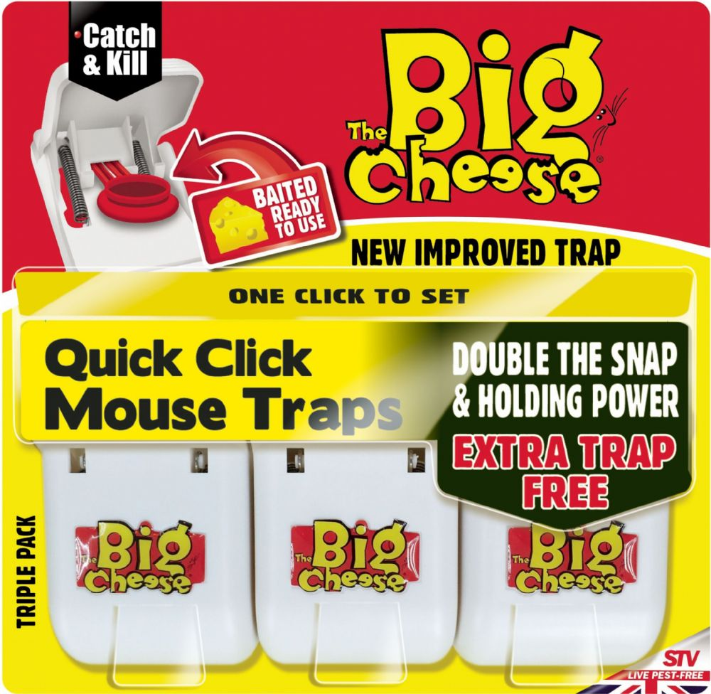 STV Quick Click RTU Mouse Trap